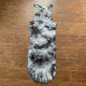 Summer Dress Tye Dye